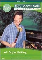 Bobby Flay - All Style Grilling (3 DVDs)