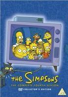 The Simpsons - Season 4 (4 DVDs)
