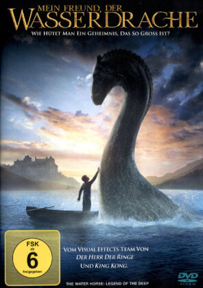 Mein Freund, der Wasserdrache - The Water Horse: Legend of the Deep