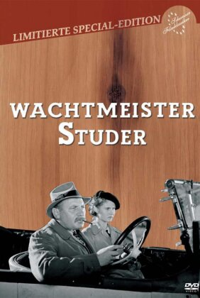 Wachtmeister Studer (Limitierte Special Edition Holzverpackung)