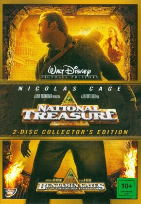 National Treasure - Benjamin Gates et le trésor des templiers (2004) (Collector's Edition, 2 DVDs)