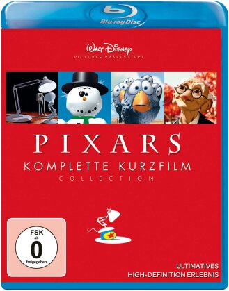 Pixars komplette Kurzfilm Collection - Vol. 1