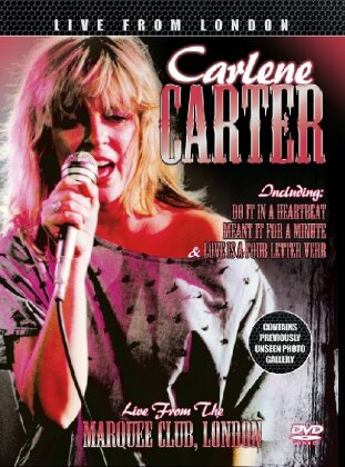 Carter Carlene - Live from London