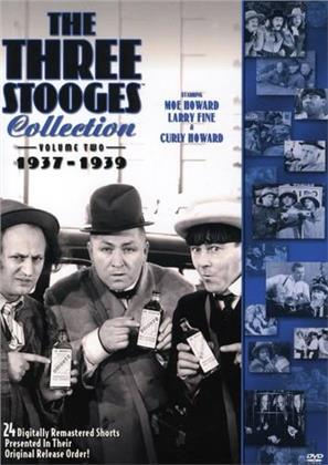 The Three Stooges Collection - Vol. 2: 1937-1939 (Remastered, 2 DVDs)