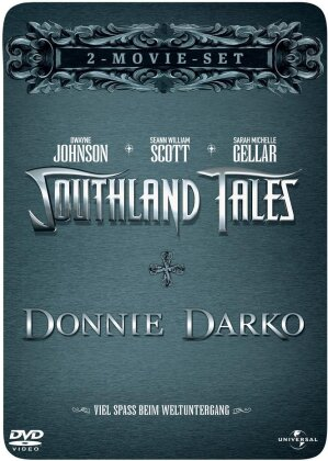 Southland Tales / Donnie Darko (Limited Edition, Steelbook, 2 DVDs)