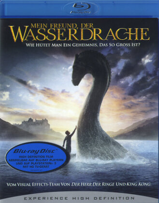 Mein Freund der Wasserdrache - The Water Horse: Legend of the Deep