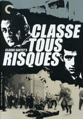 Classe Tous Risques (1960) (Criterion Collection)