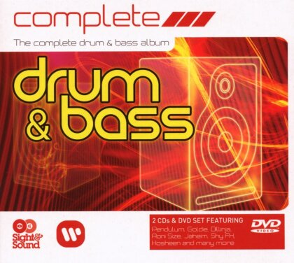 Various Artists - Complete Drum 'n' Bass