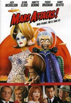 Mars Attacks! (1996) (Repackaged)