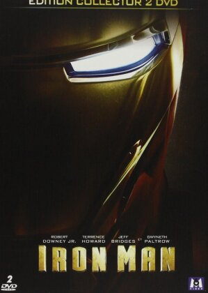 Iron Man (2008) (Collector's Edition, Steelbook, 2 DVDs)