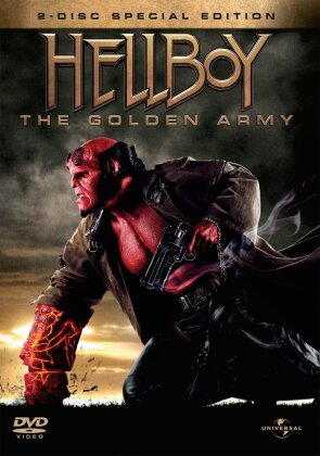 Hellboy - The golden army (2008) (Special Edition, 2 DVDs)