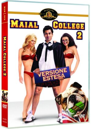 Maial College 2 - Van Wilder 2: The Rise of Taj
