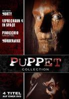 Puppet Collection - 4 Titel auf einer DVD
