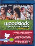 Various Artists - Woodstock (Director's Cut, Special Edition)