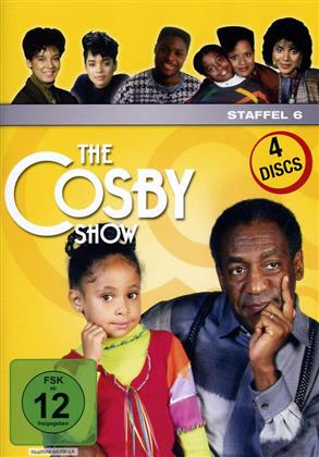 The Cosby Show - Staffel 6 (4 DVDs)