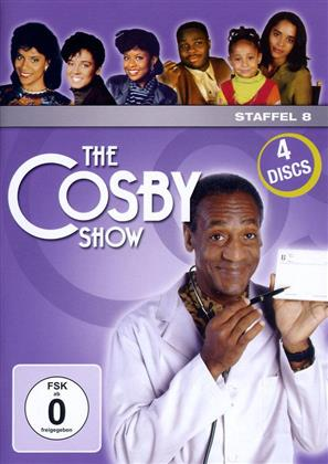 The Cosby Show - Staffel 8 - Finale Staffel (4 DVDs)