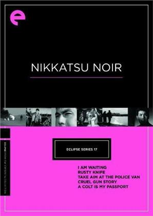 Nikkatsu Noir - Eclipse Series 17 (Criterion Collection, 5 DVDs)