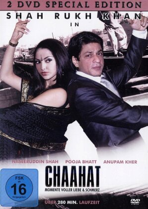 Chaahat (1996) (Special Edition, 2 DVDs)