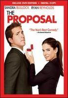 The Proposal (2009) (Deluxe Edition, DVD + Digital Copy)