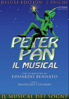 Peter Pan - Il Musical (Deluxe Edition, 2 DVDs)