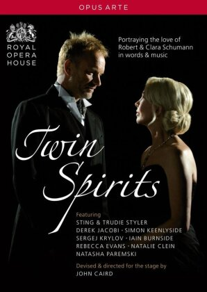 Twin Spirits (Opus Arte, 2 DVDs)
