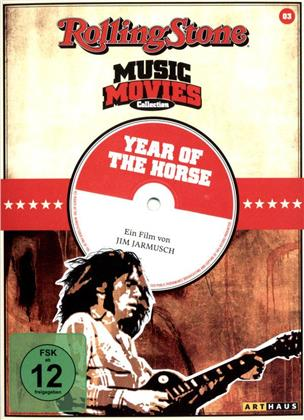 Neil Young & Crazy Horse - Year of the horse (Rolling Stone Music Movies Collection)