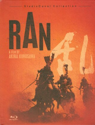 Ran (1985) (Studio Canal Collection, Digibook)