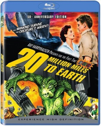 20 Million Miles To Earth (1957) (50th Anniversary Edition, Remastered)