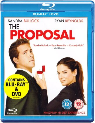 The Proposal (2009) (Blu-ray + DVD)