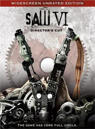 Saw 6 (2009) (Director's Cut, Unrated, 2 DVDs)