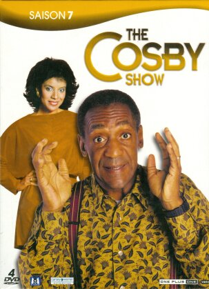 The Cosby Show - Saison 7 (4 DVDs)