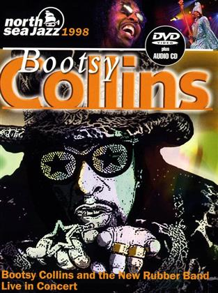 Bootsy Collins And The New Rubber Band - North Sea Jazz Festival 1998 (Inofficial, DVD + CD)