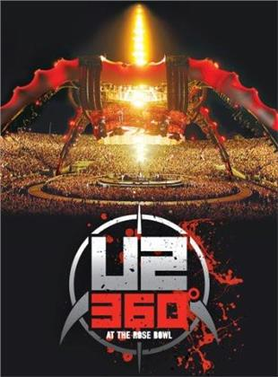 U2 - 360° - At The Rose Bowl (Limited Deluxe Edition)
