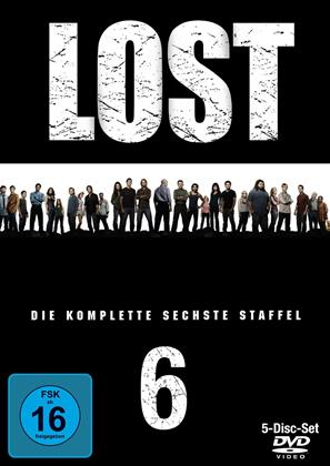 Lost - Staffel 6 - Die finale Staffel (5 DVDs)