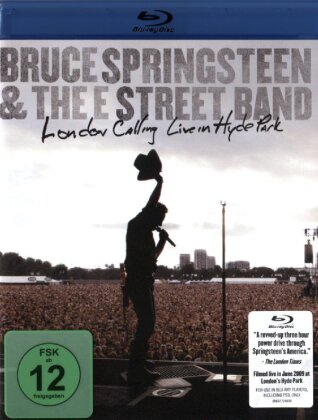 Bruce Springsteen and the E Street Band - London Calling Live In Hyde Park