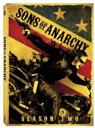 Sons of Anarchy - Season 2 (4 DVDs)