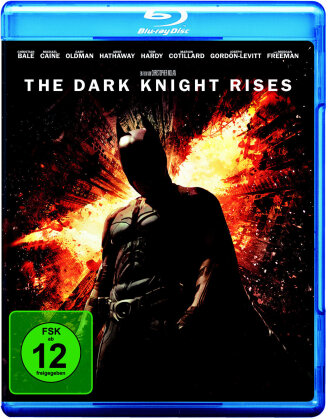 Batman - The Dark Knight rises (2012) (2 Blu-rays)