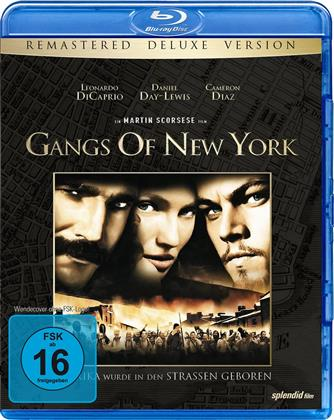 Gangs of New York (2002) (Deluxe Edition, Remastered)