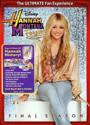 Hannah Montana - Forever - The Final Season (2 DVDs with 28-Page Tribute Book)