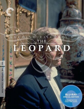 The Leopard (1963) (Criterion Collection, 2 Blu-rays)