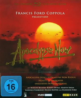 Apocalypse Now (1979) (Deluxe Edition, 3 Blu-rays)