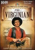 The Virginian - Season 3 (Remastered, 10 DVDs)