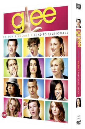 Glee - Saison 1 - Vol. 1 (4 DVDs)