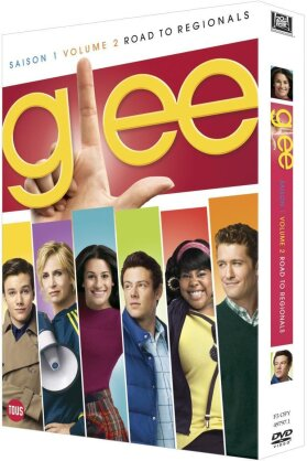 Glee - Saison 1 - Vol. 2 (3 DVDs)