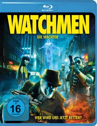 Watchmen - Die Wächter (2009) (Single Edition)