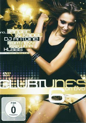 Various Artists - Clubtunes on DVD Vol. 6
