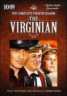 The Virginian - Season 4 (Remastered, 10 DVDs)
