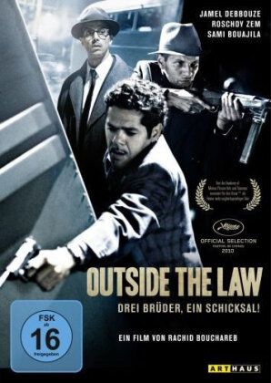 Outside the Law (2010) (Arthaus)