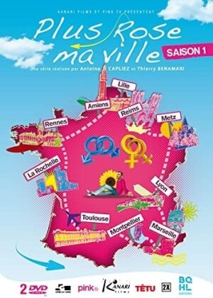 Plus rose ma ville - Saison 1 (2 DVDs)