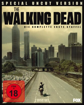 The Walking Dead - Staffel 1 (Uncut, 2 Blu-rays)